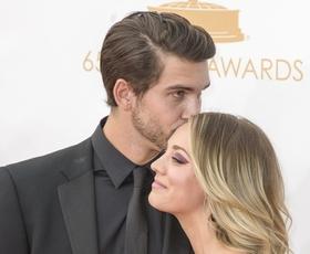 Kaley zaročena z Ryanom, Roba očarala Dylan