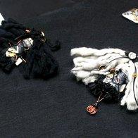 Oblikovalci unikatnih izdelkov na Fashion Week Boutique (foto: Aleš Pavletič)