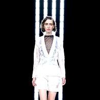 Maja Ferme Fashion: Moderna zvezda (foto: Primož Predalič)