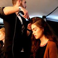 Fotke iz zakulisja zaključnega večera Fashion Weeka Aquafresh (foto: Helena Kermelj)