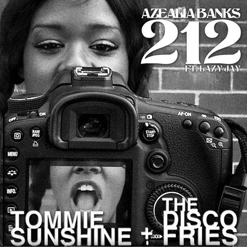 Azealia Banks s komadom 212 pospremila manekenke na modni reviji - Foto: Independent