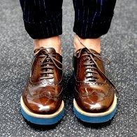 čevlji Sportmax (foto: Helena Kermelj)
