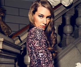 Maša Bačer: Vzhajajoča zvezda modnega sveta