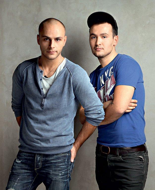 Aleksandar Šekuljica in Ivan Tandarič - Foto: Story Press