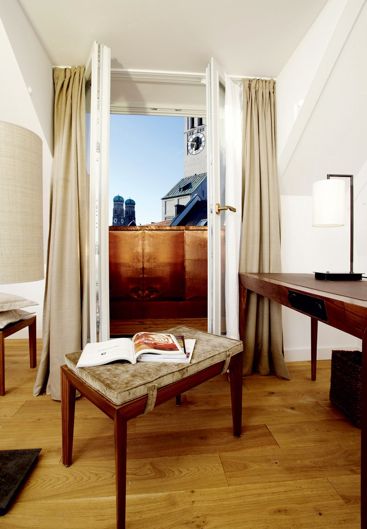 Spro ena eleganca hotela louis m nchen dekor for Dekor hotel