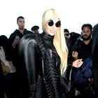 Foto: Lady Gaga v LA-ju v kreaciji Petra Movrina