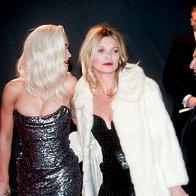 Rita Ora in Kate Moss (foto: Profimedia)