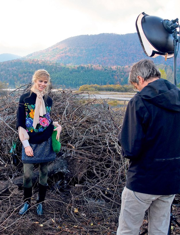 Decembrske zgodbe iz zakulisja - Foto: IMAXTREE, elle press