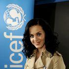 Katy Perry z Unicefom za boljšo prihodnost otrok