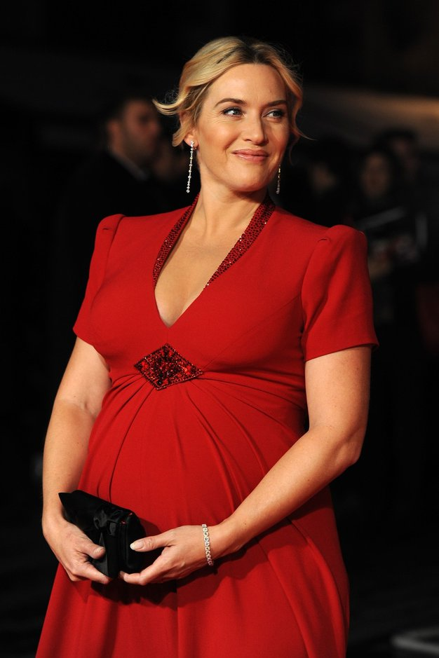 Kate Winslet: Tretjič mamica - Foto: Profimedia