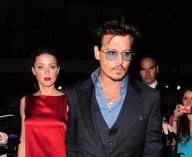 Johnny Depp: Amber zaprosil za roko