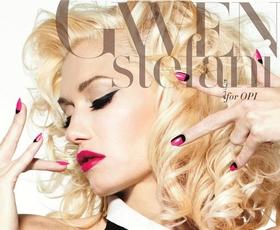 6 barv lakov OPI po okusu Gwen Stefani