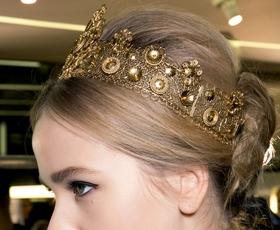 Trend kraljevske krone