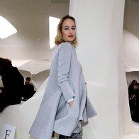 Leelee Sobieski na reviji Christian Dior (foto: Profimedia)