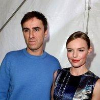 Raf Simons in Kate Bosworth na reviji Christian Dior (foto: Profimedia)