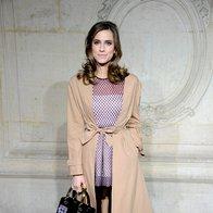 Allison Williams na reviji Christian Dior (foto: Profimedia)