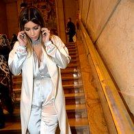 Kim Kardashian na reviji Stephane Rolland (foto: Profimedia)