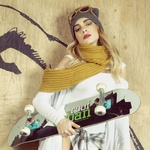 Modna zgodba: Novodobni 'skejterji' Nine Šušnjara (foto: Tania Mendillo)