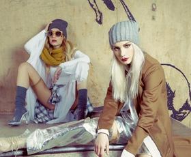 Modna zgodba: Novodobni 'skejterji' Nine Šušnjara