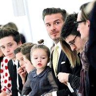 Foto: Družinsko vzdušje pri Victorii Beckham (foto: Profimedia)