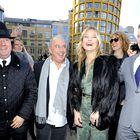 Foto: Slavni na londonskem tednu mode