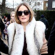 Foto: Slavni na londonskem tednu mode (foto: Profimedia)