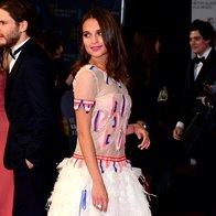 Alicia Vikander, Chanel (foto: Profimedia)