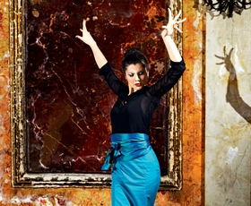 Očarljivi svet flamenka