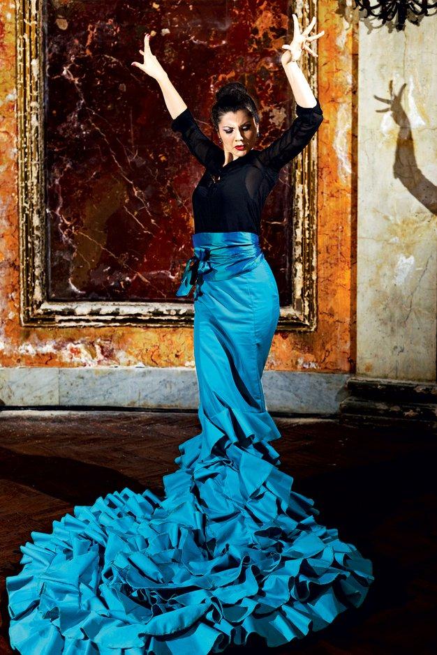 Očarljivi svet flamenka - Foto: PRIPRAVILA TADEJA JEREB, FOTOGRAFIJE aleksandar topalović in PROMOCIJSKO GRADIVO