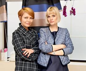 """Barbara Žgalin in Branka Pavlovič: """"Pomemben je osebni stil, trend je le pika na i"""""""