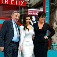 Foto: Dunajska polomija Kim Kardashian (foto: Profimedia)