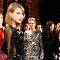 Jennifer Lawrence (in zabrisana Taylor Swift) (foto: Profimedia)