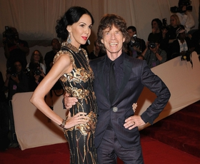 Sir Mick in modni svet žalujeta za L'Wren Scott