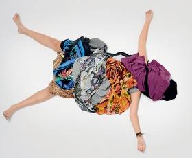 Na Fashion Weeku Aquafresh tudi 80 študentov NTF-ja
