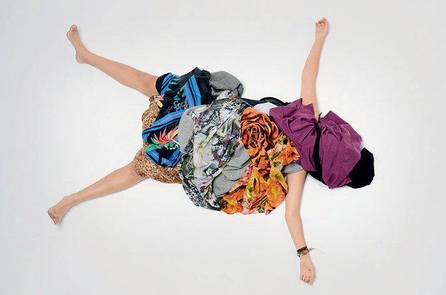 Na Fashion Weeku Aquafresh tudi 80 študentov NTF-ja - Foto: osebni arhiv