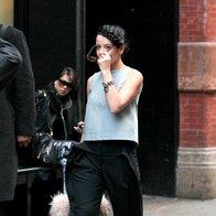 Foto: Newyorški stil Lily Allen (foto: Profimedia)