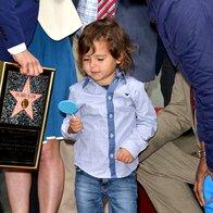 Foto: Z Orlandom po zvezdo prišel mali Flynn (foto: Profimedia)