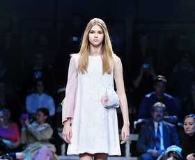 Mladi študentje odprli Fashion Week Aquafresh