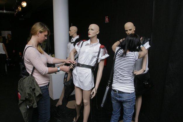 FW Boutique: Spoznajte oblikovalce, 3. del - Foto: Aleš Pavletič