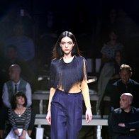Modna revija Dajane Ljubičić: Izgubljeni trenutki (foto: Primož Predalič)