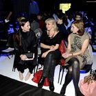 Mnenja obiskovalcev večerne modne revije o videni estetiki