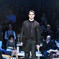 Modna revija Garevski: Ujetost (foto: Primož Predalič)