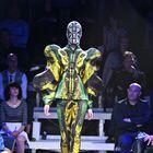 Modna revija Ivane Pilja: Ljubezen do futurizma