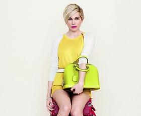 Foto: Michelle Williams za Vuitton, drugič