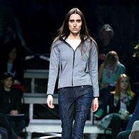 Italijanska eko moda na Fashion Weeku Aquafresh (foto: Primož Predalič)