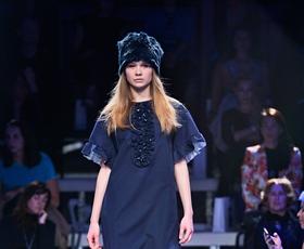 Modna revija AlmiraSadar: Odtenki modre