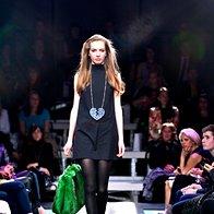 Modna revija Maje Štamol: SIMPL (foto: Primož Predalič)