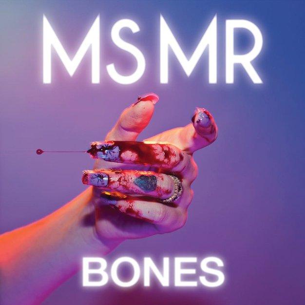 Duet Ms Mr s skladbo Bones na Fashion Weeku Aquafresh - Foto: Columbia Records