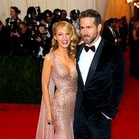 Blake Lively in Ryan Reynolds (foto: Profimedia)