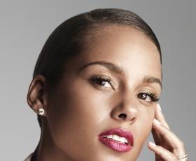 Alicia Keys, novi obraz dišav Givenchy
